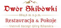 Dwór Skibówki w Ustroniu na Górze Równica Logo
